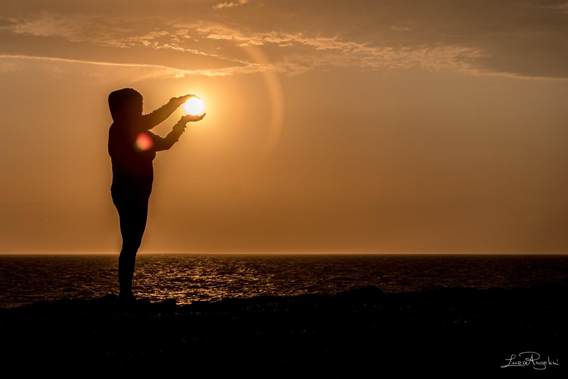 """- TI VORREI SOLLEVARE - ELISA """"...Di te è l'attimo in cui il sole diventa dorato..."""""""